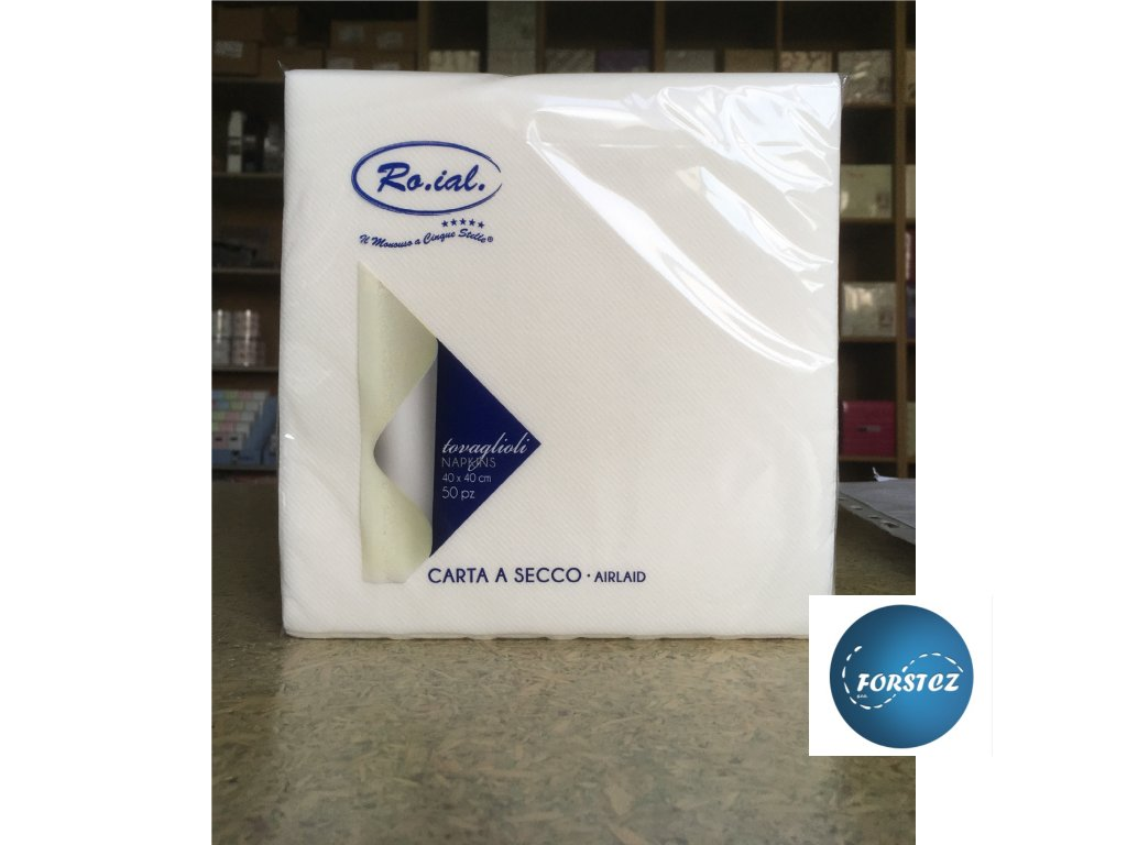Roial bianco front