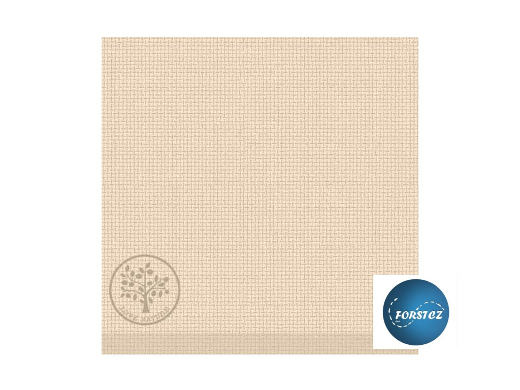 Airlaid ubrousky LOVE NATURE-JUTE - Olive/Nature brown/Beige-grey/Pebble stone - 50 ks 40x40 cm (NOVINKA)
