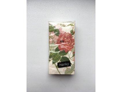 Svatební papírové kapesníčky - CLASSIC ROSE